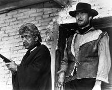 This is an image of Prints & Posters of A Fistful of Dollars 106151