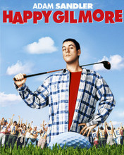 This is an image of Prints & Posters of Happy Gilmore 203252