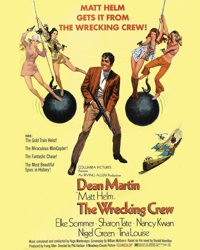 This is an image of Prints & Posters of The Wrecking Crew 203264
