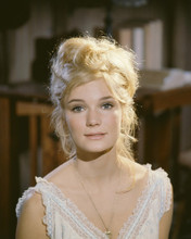 This is an image of Prints & Posters of Yvette Mimieux 203548