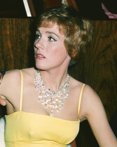 This is an image of Prints & Posters of Julie Andrews 203474