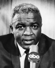 This is an image of Prints & Posters of Jackie Robinson 105985