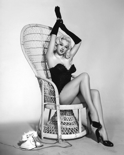 This is an image of Prints & Posters of Diana Dors 106044