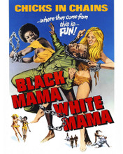 This is an image of Prints & Posters of Black Mama White Mama 203315