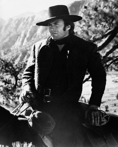 This is an image of Prints & Posters of Clint Eastwood 106314