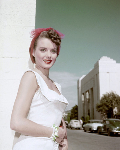 This is an image of Prints & Posters of Jean Peters 203683