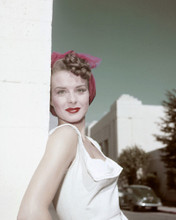 This is an image of Prints & Posters of Jean Peters 203684