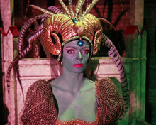 This is an image of Prints & Posters of Barbara Steele 203646