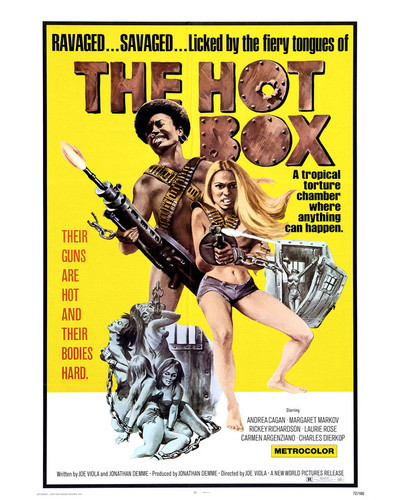 This is an image of Prints & Posters of The Hot Box 203654