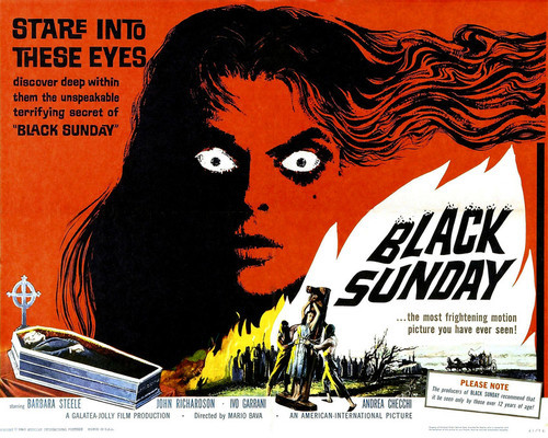 This is an image of Prints & Posters of Black Sunday 203660