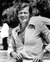 This is an image of Prints & Posters of Roger Moore 106214