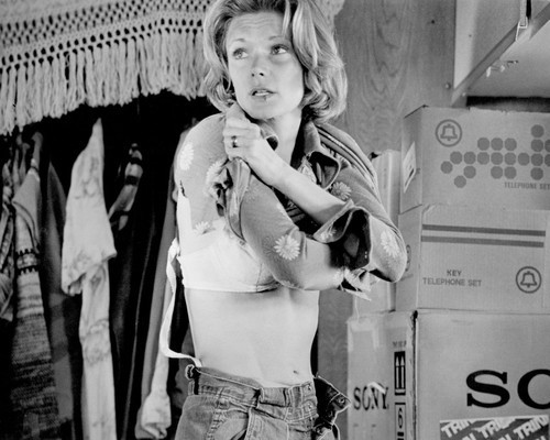 This is an image of Prints & Posters of Yvette Mimieux 106270