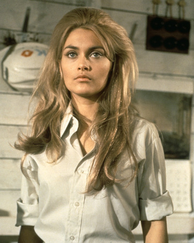 This is an image of Prints & Posters of Alexandra Bastedo 203690