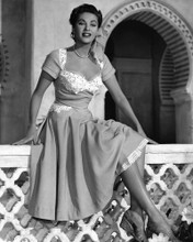 This is an image of Prints & Posters of Yvonne De Carlo 106624