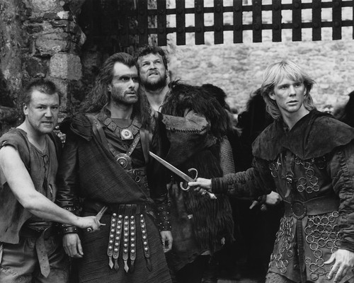 This is an image of Prints & Posters of Robin of Sherwood 106676