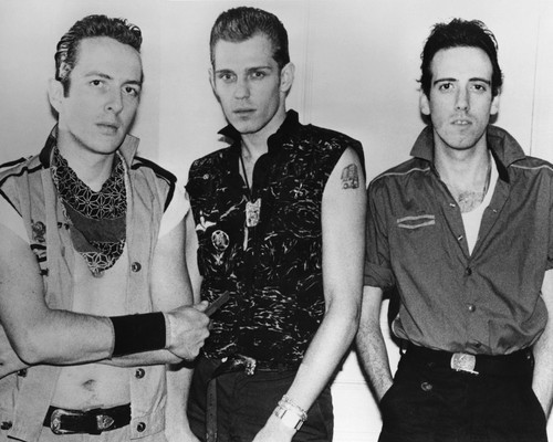 This is an image of Prints & Posters of The Clash 106677