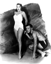 This is an image of Prints & Posters of The Creature from the Black Lagoon 106632