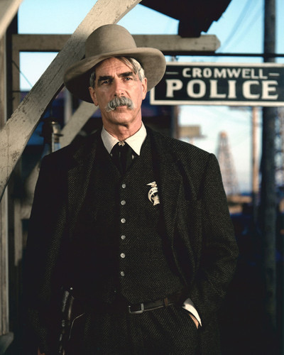 This is an image of Prints & Posters of Sam Elliott 203827