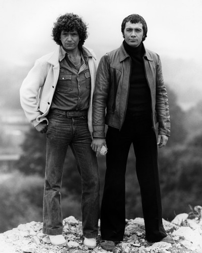 This is an image of Prints & Posters of The Professionals Tv 106388