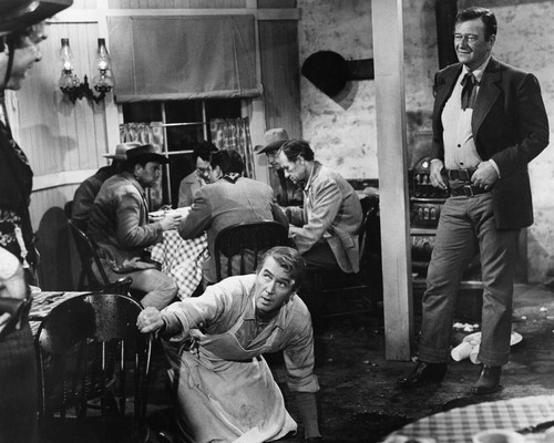 This is an image of Prints & Posters of The Man Who Shot Liberty Valance 106415