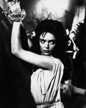 This is an image of Prints & Posters of Barbara Steele 106419