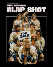 This is an image of Prints & Posters of Slap Shot 203733