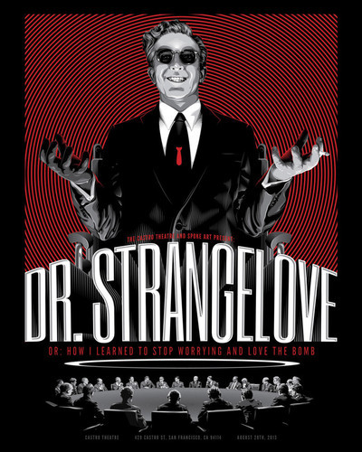 This is an image of Prints & Posters of Dr. Strangelove 203761
