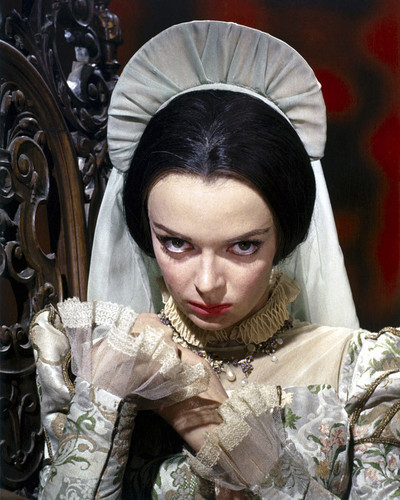 This is an image of Prints & Posters of Barbara Steele 203768