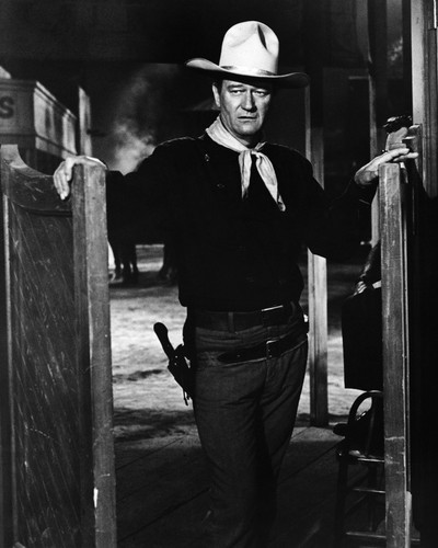 This is an image of Prints & Posters of John Wayne 106462