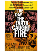This is an image of Prints & Posters of Day the Earth Caught Fire 203723