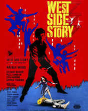 This is an image of Prints & Posters of West Side Story 203809