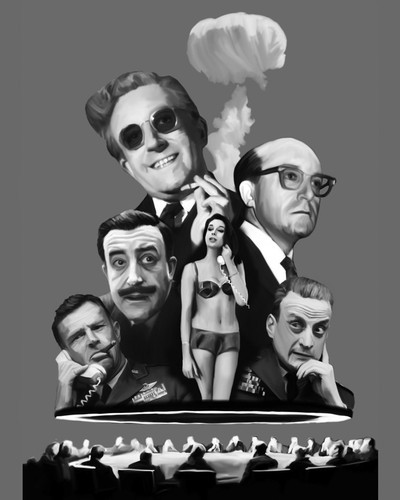 This is an image of Prints & Posters of Dr Strangelove 106570