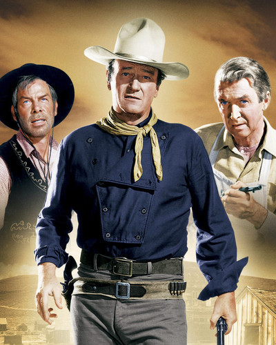 This is an image of Prints & Posters of The Man Who Shot Liberty Valance 203823