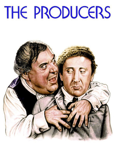 This is an image of Prints & Posters of The Producers 203825