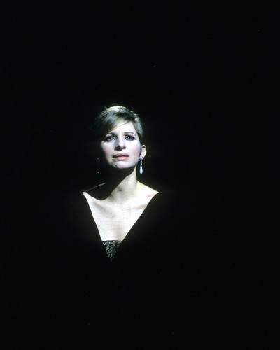 This is an image of Prints & Posters of Barbra Streisand 203958