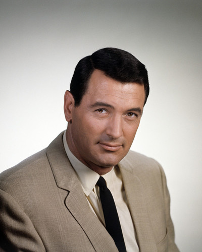 This is an image of Prints & Posters of Rock Hudson 203973
