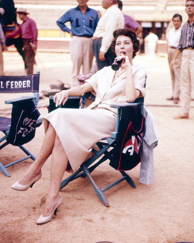 This is an image of Prints & Posters of Ava Gardner 203975