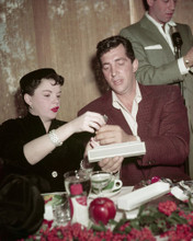 This is an image of Prints & Posters of Dean Martin Judy Garland 203980
