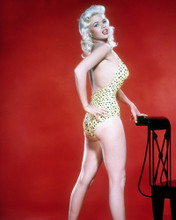 This is an image of Prints & Posters of Jayne Mansfield 203981
