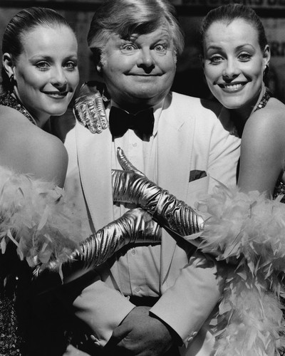 This is an image of Prints & Posters of Benny Hill 106775