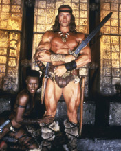 This is an image of Prints & Posters of Conan the Destroyer 203993