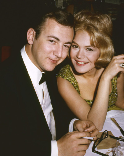 This is an image of Prints & Posters of Bobby Darin and Sandra Dee 203924
