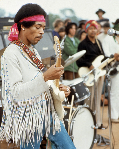 This is an image of Prints & Posters of Jimi Hendrix 204000
