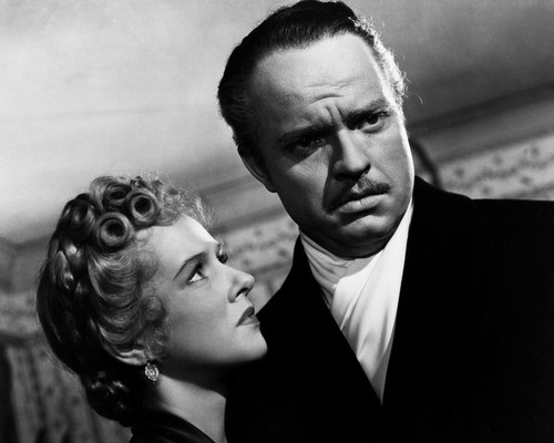 This is an image of Prints & Posters of Citizen Kane 106782