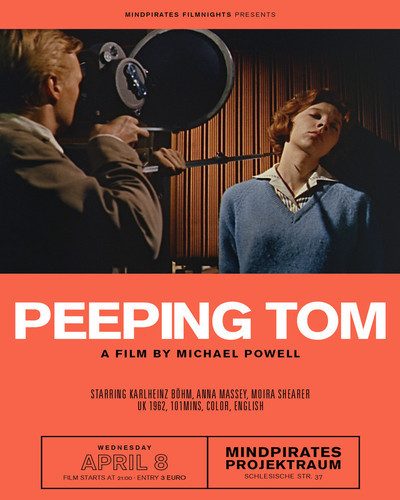 This is an image of Prints & Posters of Peeping Tom 204005