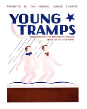 This is an image of Prints & Posters of Young Tramps 204028