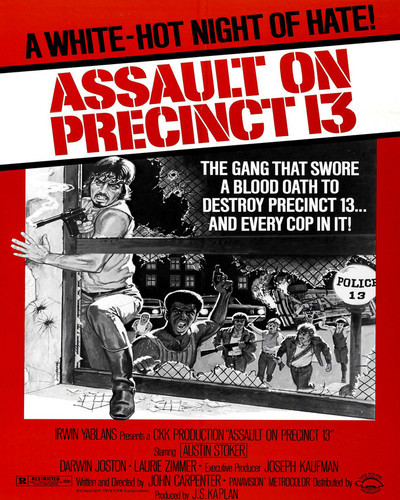 This is an image of Prints & Posters of Assault on Precinct 13 (1976) 204006