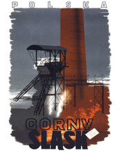 This is an image of Prints & Posters of Poland Gorny Slask 204041