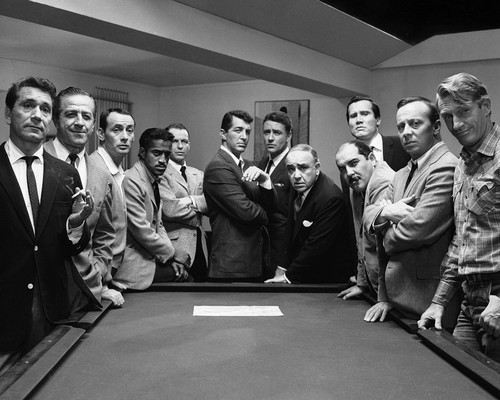 This is an image of Prints & Posters of Oceans Eleven 1960 106790