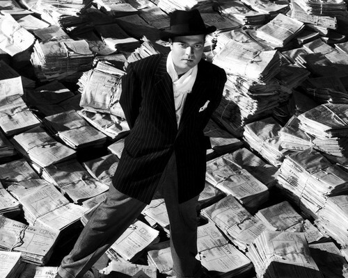 This is an image of Prints & Posters of Citizen Kane 106791